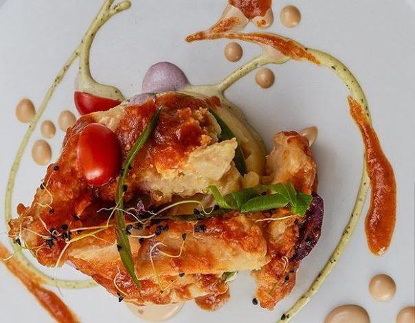 Cocina de autor en Madrid - PISCO 41º